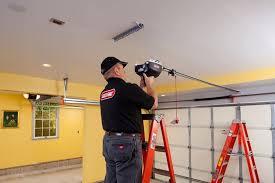Garage Door Opener Installation Irving