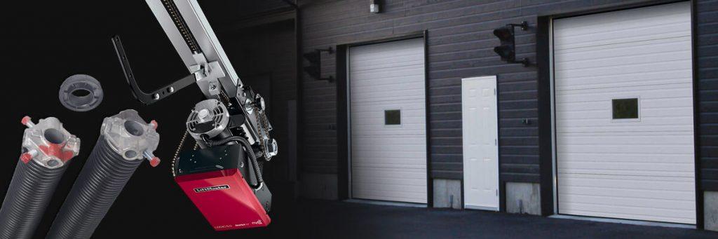 Commercial Garage Door Installation Irving